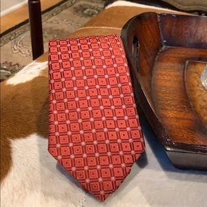 Michael Kors 100% silk tie